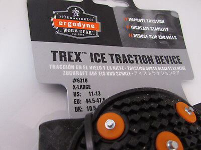 Ergodyne Trex 6310 Adjustable Ice Traction Cleats X- Large