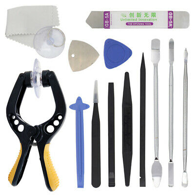 14in1 LCD Screen Opening Pliers Pry Tools Repair Tool Kit For iPhone 5s 6 M8F6
