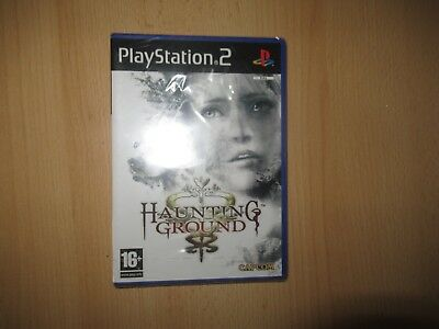 Haunting Ground For PAL PS2 New & Sealed pal version