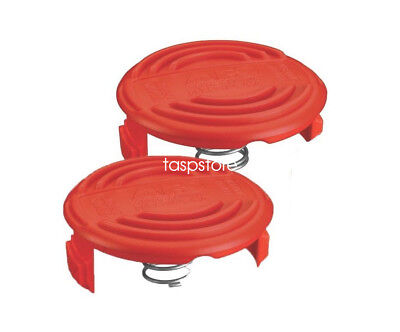Black&Decker RC-100-P Spool Cap Cover NST2018 NST1024 LST1018 Weed Eater 2 Pack