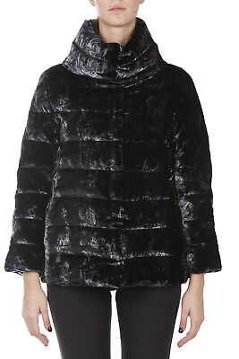 HERNO Woman Padded Jacket HDM Black Autumn Winter Art GC0161D-19126 9300 A17