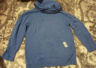 zara boys sweater size 4 years