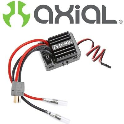 New Axial MAX-D Bomber AE-5 ESC w/ Reverse & Drag Brake Deadbolt Waterproof