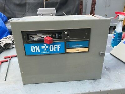 ITE SIEMENS GOULD 5642 Size 1 A812C UNITIZED FVNR starter MCC Bucket WITH DOOR