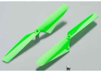 NEW Traxxas Alias Rotor Blade Set Green (2) 6631