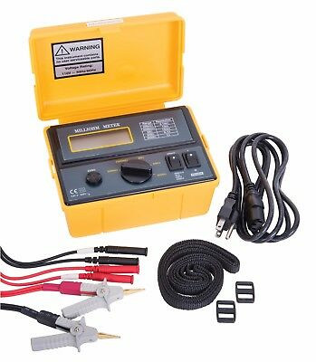 REED K5090-230V Milli-Ohmmeter for field use, 230V