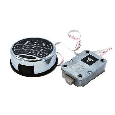 AMBITION Electronic Digital Keypad Lock for Safes, Swing Bolt System Safe Lock