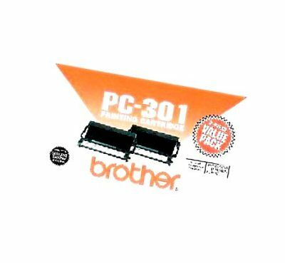Brother Model PC-301 Cartridges, Pack Of 2.