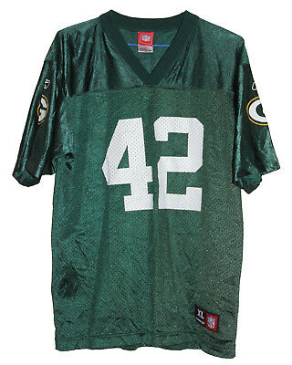 Nfl Green Bay Packers #42 Darren Sharper Reebok Football Jersey Size: X-Large