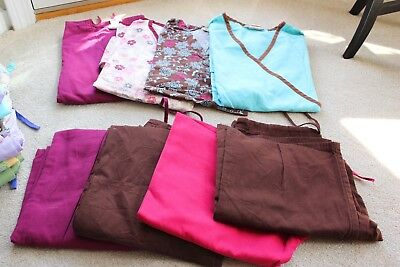 Mixed Scrub Lot XS/S 8 Pieces
