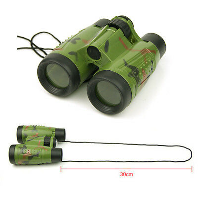 1 Pcs  Telescopes  Neck Children Binoculars  Investigation Toys