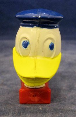 Vintage Working Donald Duck Figural Head Night Light SHP