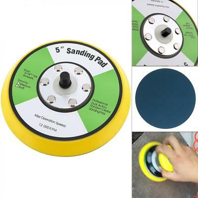 5Inch 12000RPM Dual Action Random Orbital Sanding Pad Smooth for Air Polishing