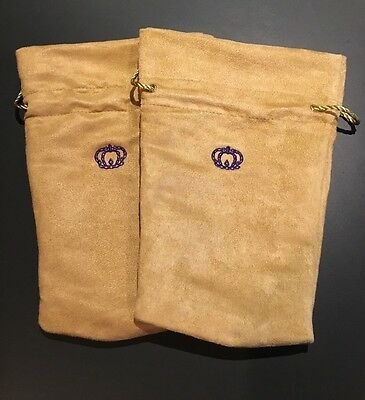 Set Of 2 Crown Royal Special Reserve Bags 750Ml