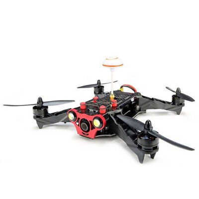 ​Racer 250 FPV Drone F3 Flight With 5.8G Transmitter OSD HD Camera BNF DIY RC