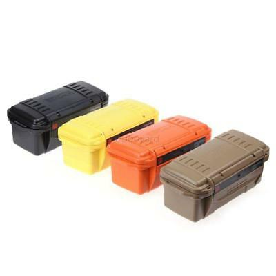 Waterproof Shockproof Sport Plastic Survival Container Storage Case Carry Box