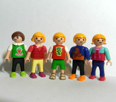 Playmobil 5 Kids Figures