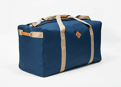 Abscent bag Heavy Duty Water Resistant Smell Proof the Transporter Duffel Blue
