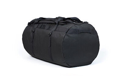 Abscent Large Duffel in Black