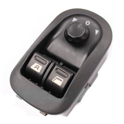 6554.WA Electric Power Window Switch Button Control for PEUGEOT 206 306 Y6H7