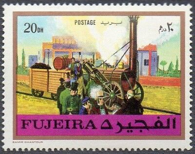 Fujeira 20 DH Ferrovie 1971