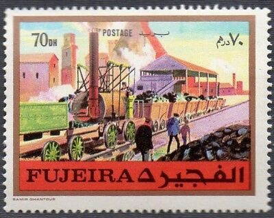 Fujeira 70 DH Ferrovie 1971