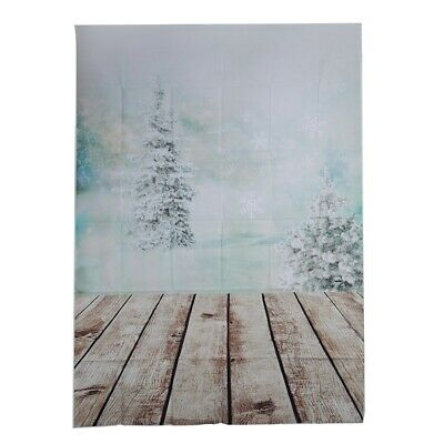 Thin Studio Christmas Backdrop CP Photography Prop Photo Background 5x7FT O2W6