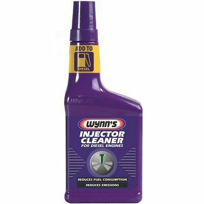 Wynns Professional Diesel Clean Injector EGR Turbo System Cleaner Treatment UK