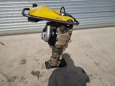"Wacker Neuson Refurbished Trench Rammer Bs502 2012 Yr 6"" Jumping Jack Compactor"