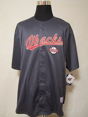 MLB Arizona Diamondbacks 2XL Supporters Baseball Jersey by True Fan