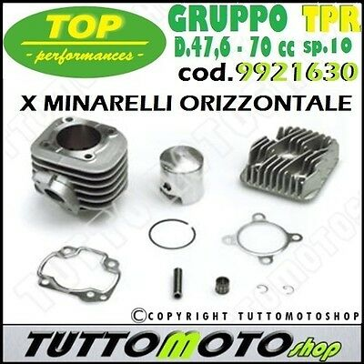 Gruppo Termico Top Performance Tpr Racing Mbk Ovetto 50 9921630