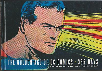 The Golden Age Of Dc Comics : 365 Days   Les Daniels + Others   2004