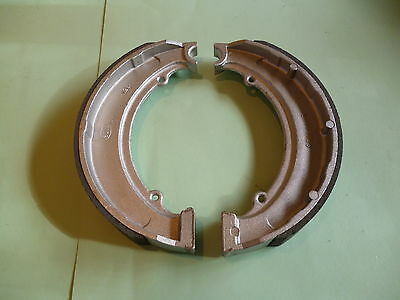 "Bsa 7"" Front & Qd Rear Brake Shoes A7 A10 A50 A65 B44 65-5940 65-5901 37-2327"