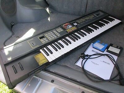 Ensoniq Mirage Sampling Keyboard