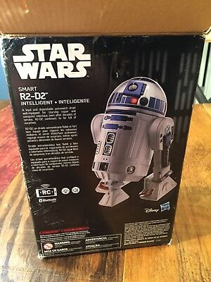 R2 D2 Starwars Interactive Toy New in Box