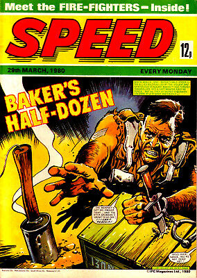SPEED & ROCKET Comics UK Vintage Comic Collection on DVD Magazines & Comics