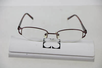 Liz Clairborne Ruby Red Tortoise L415 Spectacle Glasses