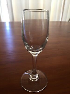 Commercial Grade Aquavit/Port glasses