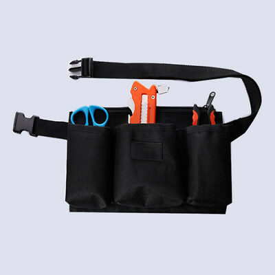 Adjustable Garden Tool Belt Handy Sturdy Cuttings Bag Multifunction Toolkit SFW