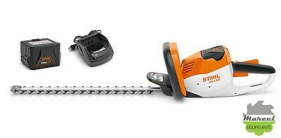 STIHL HSA 56 (Pack complet) Taille-haies à batterie !!! NEUF !!!