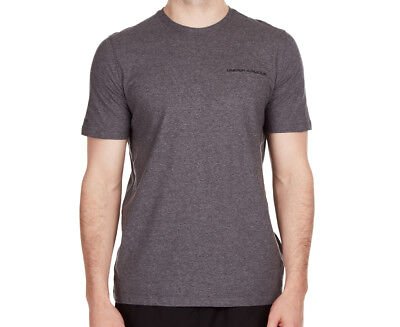 Under Armour Men's Charged Cotton Tee - Carbon Heather