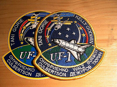 Missionsembleme Space Shuttle STS-108