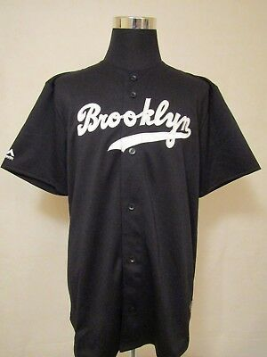 MLB Brooklyn Dodgers XL Cooperstown Collection Baseball Jersey by Majestic