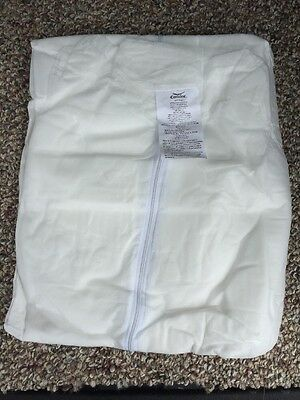 Lot of 2 4XL Disposable Coveralls, Painter Suit White, CONDOR 2KTL6 FREE SHIP