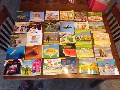 Kindergarten Set of 30 Macmillan McGraw Hill Treasures Readers Grade K Leveled