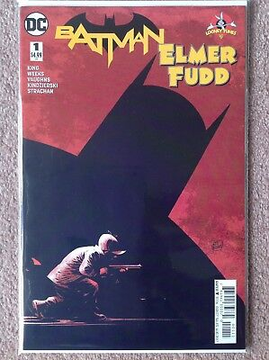 DC COMICS BATMAN ELMER FUDD #1 1st Print Cover Tom King NM