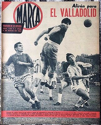 1962 EUROPEAN CUP FINAL Real Madrid v Benfica (MARCA REVIEW)