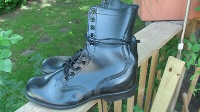 Ro-Search Combat Boots Size 10-1/2 Made in 1978 Never Issued!