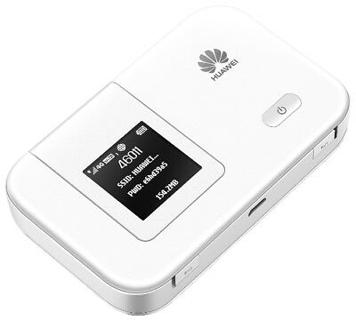 HUAWEI E5372 4G LTE 3G Router Modem Cat4 Mobile WiFi WLAN Wireless Hotspot NEW
