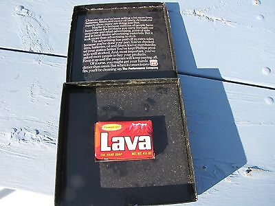 Phillips 66 & Lava Soap Box Promotional Item Given To Dealer Gas Oil Advertising